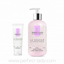 Le  Parfum Grasse with shea butter