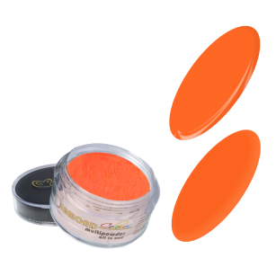DIAMOND MULTIPOWDER COLOURS all in one - neon orange 10 ml