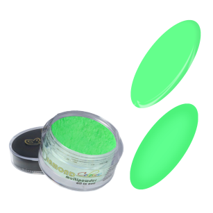 DIAMOND MULTIPOWDER COLOURS all in one - neon green 10 ml