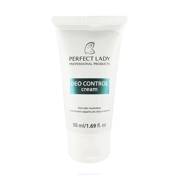 DEO CONTROL cream- neutralizator zapachu do stóp w kremie 50 ml