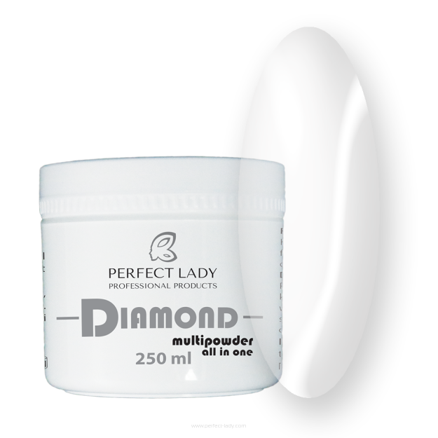 DIAMOND MULTIPOWDER all in one - Clear 250 ml