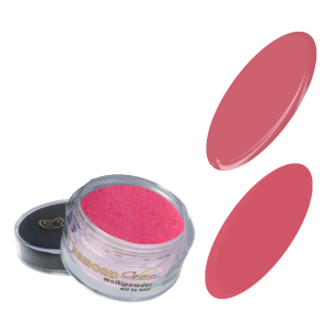 DIAMOND MULTIPOWDER COLOURS all in one - bright pink 10 ml