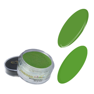 DIAMOND MULTIPOWDER COLOURS all in one - bright green 10 ml