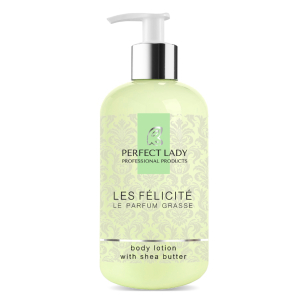 Body lotion with shea butter - Les Félicité  250 ml